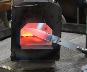 Best Knife Making Forge