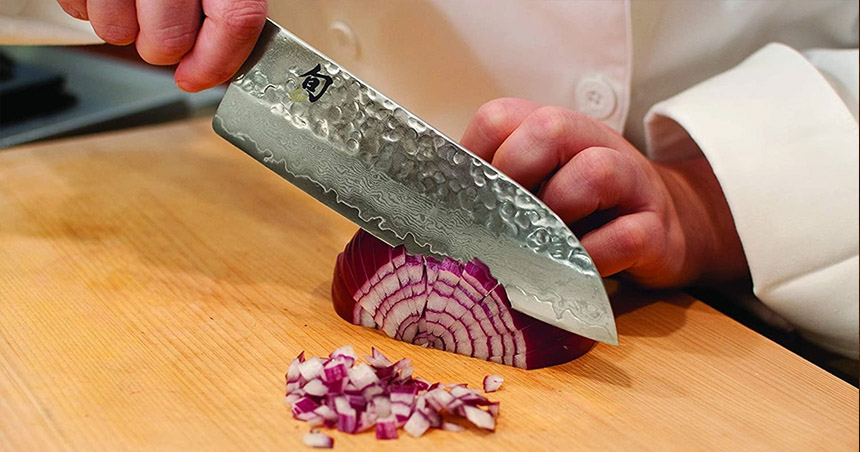 Santoku Kitchen Knife