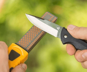 Best Hunting Knife Sharpener